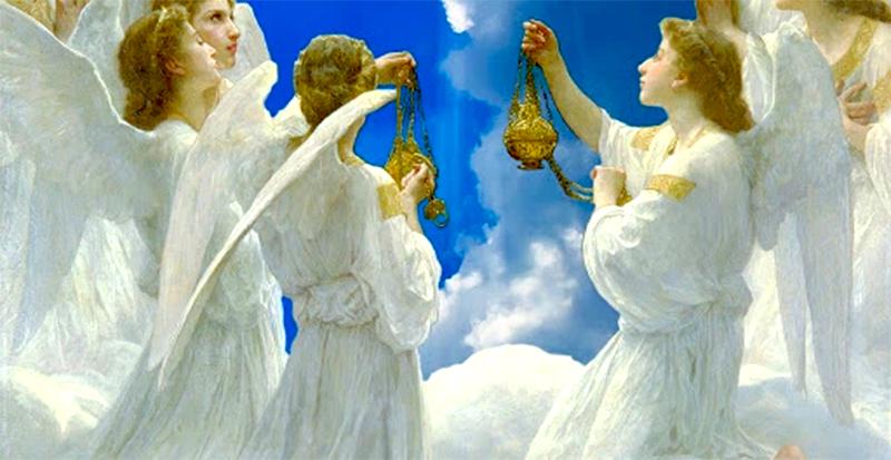 hierarquia dos anjos e suas funções
