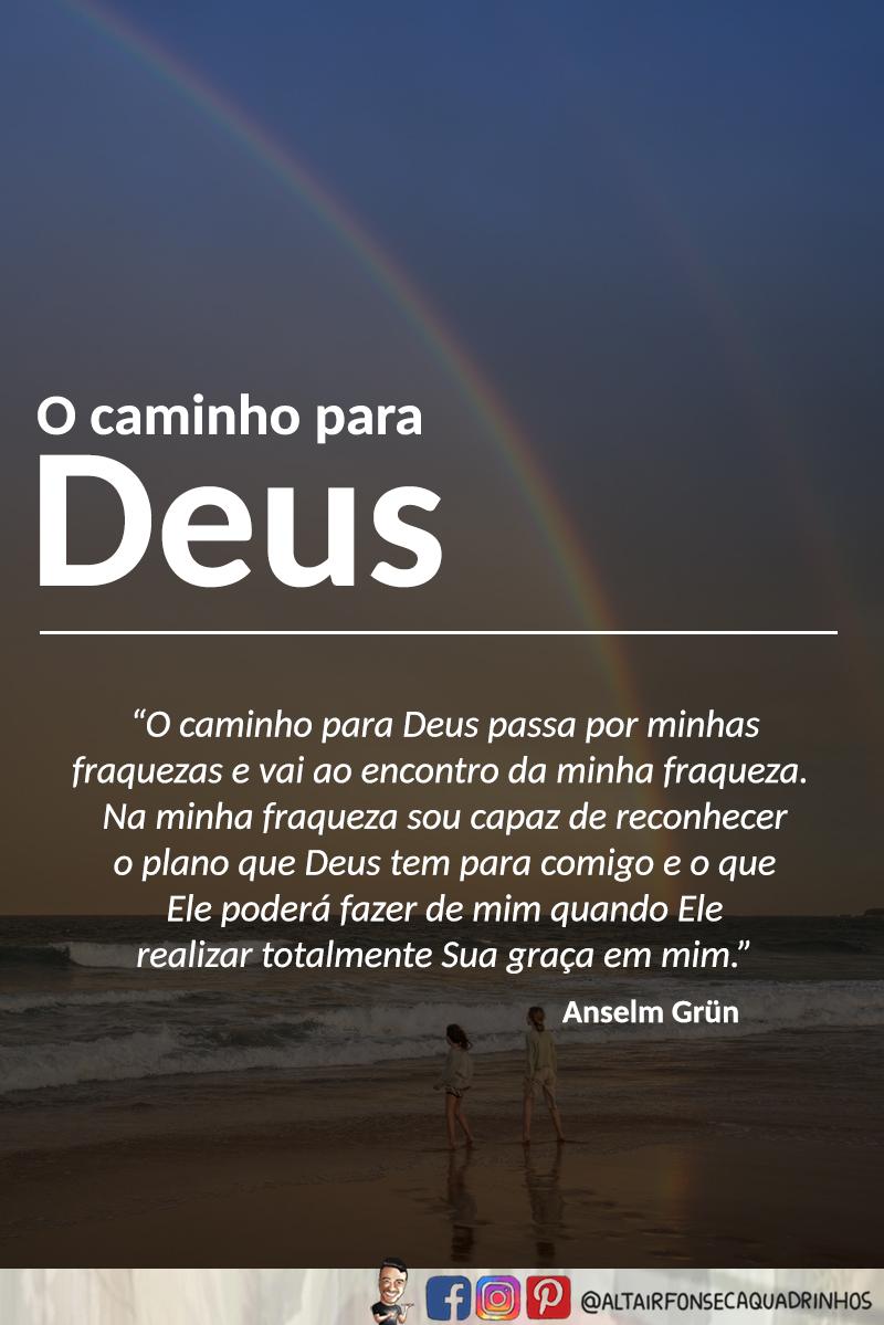 O caminho para Deus
